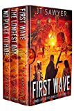 First Wave, A Zombie-Apocalypse Series Boxed Set: First Wave, The Longest Day, No Place to Hide by JT Sawyer (First Wave Series Book 4)