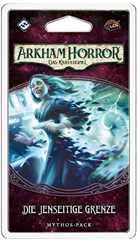 Arkham Horror - Das Kartenspiel LCG - Die jenseitige Grenze - Vergessene Zeitalter-Zyklus 2   DEUTSCH