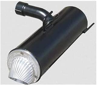 Manufacturer: SLP Stock Photo Manufacturer Part Number: 09-273-AD Actual parts may vary. 2010-2011 Polaris 600 Rush SLP LIGHTWEIGHT SILENCER POLARIS
