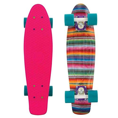 Penny 2014 Graphic Nickel Cruiser Skateboard - Baja 27