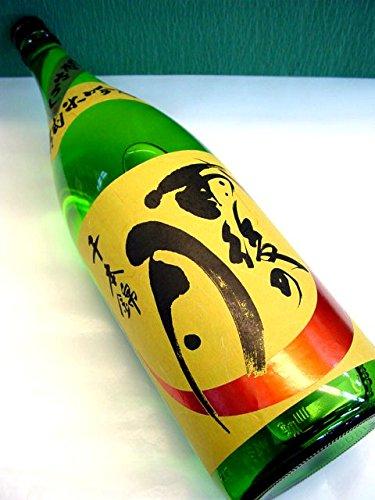 雨後の月 千本錦 純米吟醸ひやおろし 1800ml 広島県呉市、相原酒造(株)