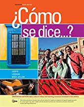 ¿Como se dice...?, Enhanced (World Languages)
