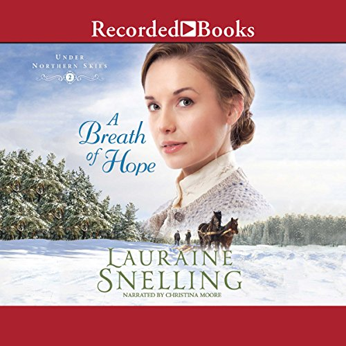 A Breath of Hope audiobook cover art