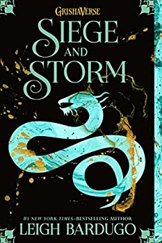 Siege and Storm by Leigh Bardugo science fiction and fantasy book and audiobook reviews