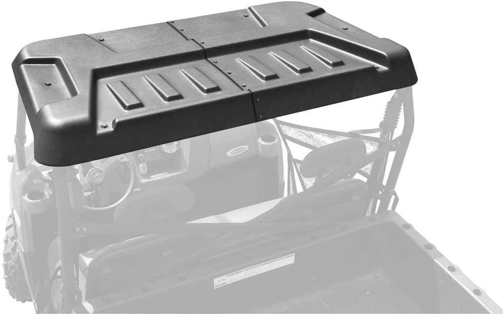 New Quadboss 2-Piece Be super welcome with Storage Hard 2009-2012 Polaris - Roof Max 43% OFF