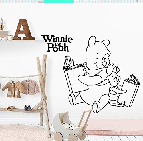 YUNZHIFU familie indoor woonkamer gang muursticker kunst behang baby kamer kinderkamer decoratie 57 cm x 71 cm