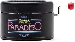 Caja de música Cinema Paradiso. Con la genial melodía de la banda sonora de Ennio Morricone.