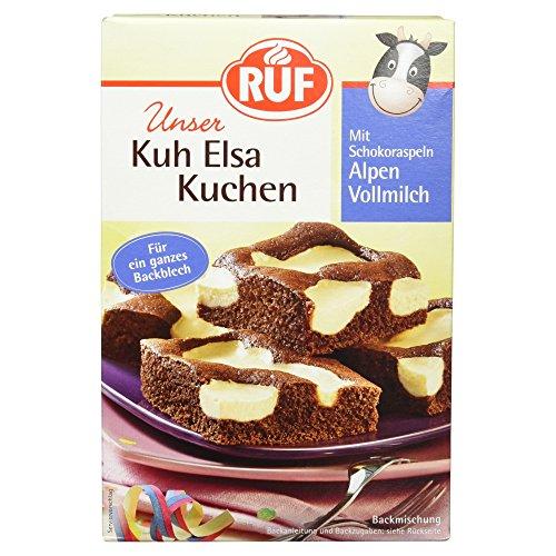 Ruf Kuh Elsa Kuchen Backmischung, 775 g