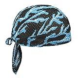 Bandana sportiva ad asciugatura rapida, protegge dai raggi UV, ideale per ciclismo, corsa,...