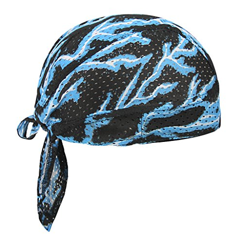 Deportes Headwear secado rápido sol protección UV Ciclismo Bandana Running gorro bicicleta...