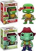 Amazon.es: Teenage Mutant Ninja Turtles - FunKo: Juguetes y ...