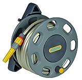 Hozelock - Carrete portamangueras pared para 30 m de manguera de 12,5 mm de diámetro - se suministra con 15 m y todos los accesorios