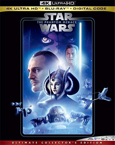 Star Wars: Episode I: The Phantom Menace [USA] [Blu-ray]