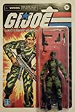 G.I. Joe Retro Sgt. Stalker 3.75 Inch Exclusive Action Figure