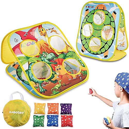 RaboSky Bean Bag Toss Game for Kids,...