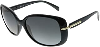 Sunglasses Prada PR 8 OS 1AB5W1 BLACK, 57-17-130
