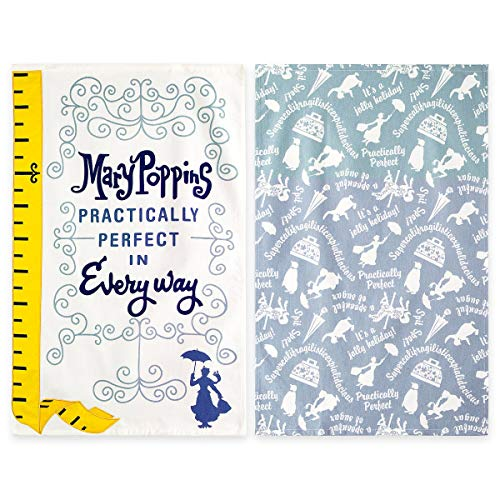 Authentic Mary Poppins Kitchen Towel Set