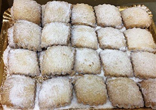 Bollitos artesanales de Dulces F. Soria - Pastas azucaradas - Caja 2 kg