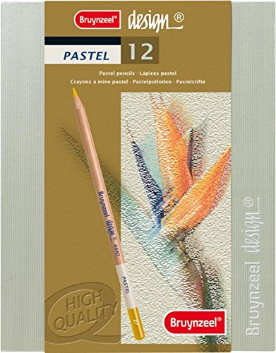 Bruynzeel Pastel Pencils Box 12