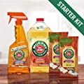 Murphy's Oil Soap Wood Cleaner Kit for Floors and Furniture