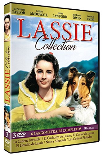Lassie Collection - 6 largometrajes completos [DVD]
