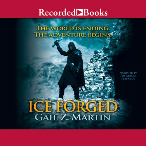 Ice Forged: Ascendant Kingdoms Saga, Book 1