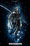 Notebook: Ffvii Sephiroth , Journal for Writing, College Ruled Size 6' x 9', 110 Pages