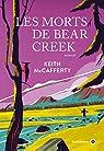 Les morts de Bear Creek par McCafferty