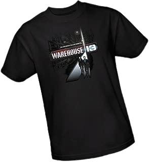 eddie mcclintock warehouse 13 shirts