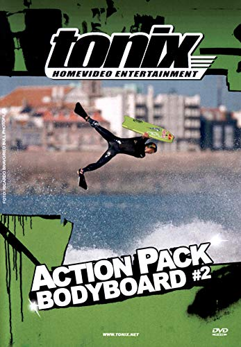 Tonix Homevideo Entertainment - Action Pack Bodyboard # 2 [3 DVDs] [Alemania]
