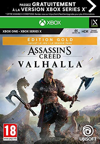Assassin's Creed Valhalla - Édition Gold - Xbox...