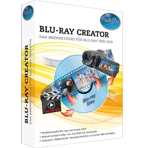 creetix - Blu-ray Creator