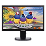 Viewsonic VG Series VG2437Smc 24' Black Full HD - Monitor (LED, LCD/TFT, 1920 x 1080 Pixeles, Negro, 100-240 V, 50/60 Hz)
