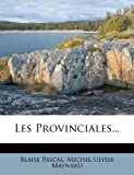 Les Provinciales... - Nabu Press - 02/03/2012