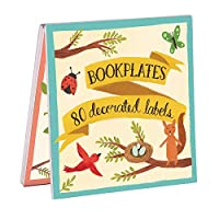 Forest Friends Bookplates