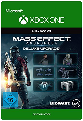 Mass Effect: Andromeda: Deluxe Upgrade [Xbox One - Download Code]