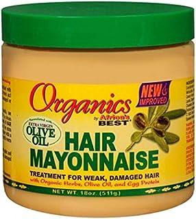 مايونيز الشعر من افريكاز بيست لتغذية الشعر وترطيبه