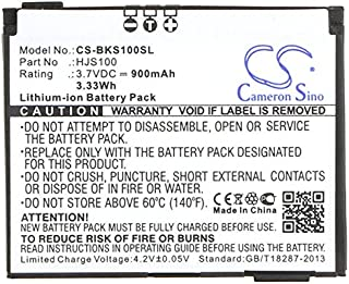 900mAh HJS100 Replacement Battery for Becker HJS 100 / HJS-100 / Map Pilot