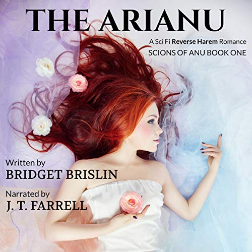 The Arianu: A Sci Fi Reverse Harem Romance audiobook cover art