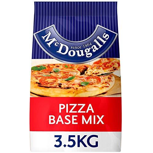 McDougalls Pizza Base Mix - Taille du pack = 1x3.5kg