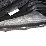 Skywalker Trampolines Replacement Net for 15ft x 15ft Square Using 4 Arches - NET ONLY