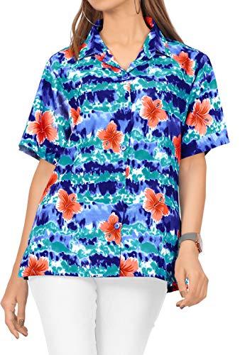 Orange Women's Outdoor Recreation Button-Down Shirts