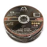 Merryland 125 X 1,0 Expert-line Disque à Tronçonner Acier Inoxydable Métal 25PCS