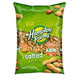 Hampton Farms Salted In-Shell Peanuts 5 lbs. (pack of 3) A1
