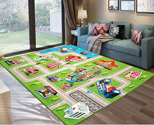 Kids Rug Play mat Toy for Kids,39'X59'...