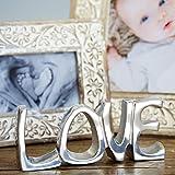 Zoom IMG-1 soprammobile love in acciaio inox