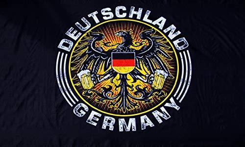 UB Fahne/Flagge Bieradler Adler Deutschland Germany Bier 90 cm x 150 cm Neuware!!!