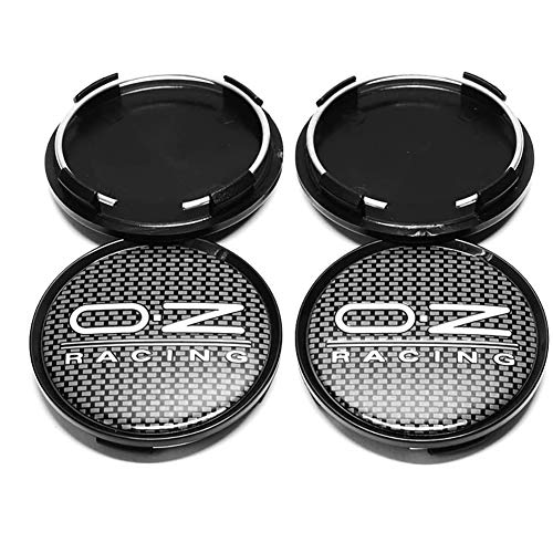 SXZG Tapas de Cubo de Cubierta Central de Rueda de Coche M595 para llanta O.Z Superturismo Ultraleggera, Accesorios de Estilo de Coche, 63 MM, 4 Piezas