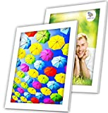 White Picture Frames 10x13' (2 Pack)