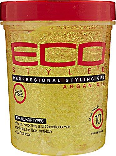 Ecostyler Styling Gel Argan Oil (32oz - 946ml)